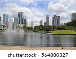 kuala lumpur   08 jan  suria...   Shutterstock . vector #564880327