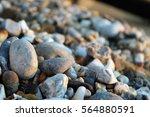 stones on beach | Shutterstock . vector #564880591