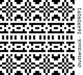 vector seamless pattern.... | Shutterstock .eps vector #564909091