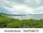 islamorada florida keys... | Shutterstock . vector #564928675