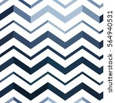 awesome colorful zigzag... | Shutterstock .eps vector #564940531