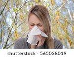 Pollen Allergy  Springtime....