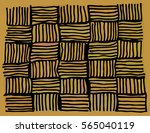 vector abstract decorative... | Shutterstock .eps vector #565040119