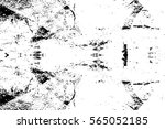 grunge black and white urban... | Shutterstock .eps vector #565052185