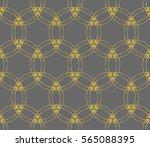 decorative wallpaper design in...   Shutterstock .eps vector #565088395
