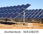 Power Solar Panels At Spanish...
