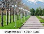 Kazakhstan  Early Spring. Park...