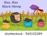 Baa Baa Black Sheep  Kids...