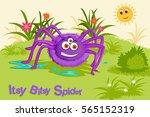 Itsy Bitsy Spider  Kids Englis...