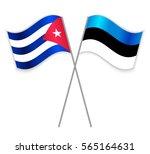 Cuban And Estonian Crossed...