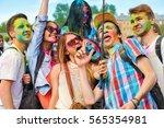 st petersburg  russia   june 13 ... | Shutterstock . vector #565354981
