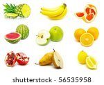 fruits | Shutterstock . vector #56535958
