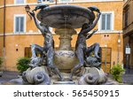 Fountain In Rome
