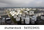 petroleum  oil and chemical... | Shutterstock . vector #565523431