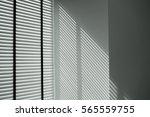 shadow of window | Shutterstock . vector #565559755