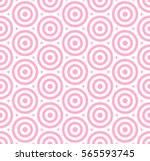 Pattern Stripe Seamless Pink...