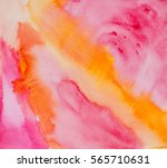 abstract space hand painted... | Shutterstock . vector #565710631