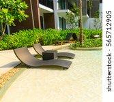 pattaya  thailand   april 20 ... | Shutterstock . vector #565712905