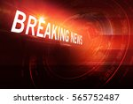 graphical sport news background ... | Shutterstock . vector #565752487