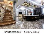 kitchen living room | Shutterstock . vector #565776319