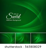 swirl abstract background... | Shutterstock .eps vector #565808029