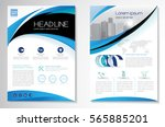 template vector design for... | Shutterstock .eps vector #565885201