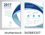 template vector design for... | Shutterstock .eps vector #565885207