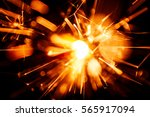 blurry  abstract style... | Shutterstock . vector #565917094