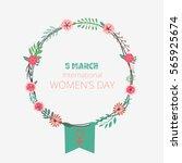 vector illustration for women...   Shutterstock .eps vector #565925674