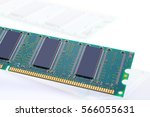 Ram Memory With Overlay On...