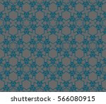 abstract repeat backdrop.... | Shutterstock .eps vector #566080915