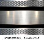 metallic background  shiny...   Shutterstock .eps vector #566083915