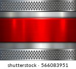 metallic background  shiny... | Shutterstock .eps vector #566083951