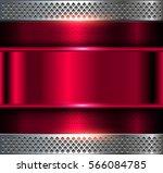 metallic background  purple... | Shutterstock .eps vector #566084785