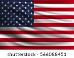 the national flag of usa. the...