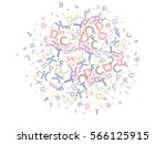 abstract background for... | Shutterstock .eps vector #566125915