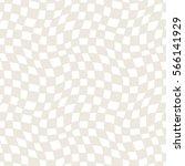 seamless geometric checkered... | Shutterstock .eps vector #566141929