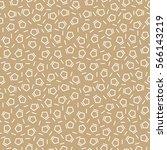 abstract geometry gold deco art ... | Shutterstock .eps vector #566143219