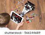minsk  belarus   january 24 ... | Shutterstock . vector #566144689