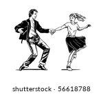 Retro Swing Dancing   Retro...