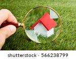 house inspection | Shutterstock . vector #566238799