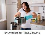 plumber emergency call | Shutterstock . vector #566250241