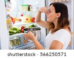 Small photo of Bad Smell In Refrigerator