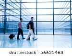 passenger in the shanghai...   Shutterstock . vector #56625463