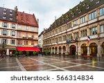 strasbourg  france   february 2 ... | Shutterstock . vector #566314834