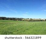 landscapes of tasmania in... | Shutterstock . vector #566321899