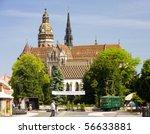 Main Square  Kosice  Slovakia
