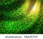 colorful abstract dico... | Shutterstock . vector #56635747