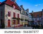 Place Royale (Royal Plaza) buildings - Quebec City, Quebec, Canada