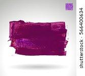 brush stroke and texture....   Shutterstock .eps vector #566400634